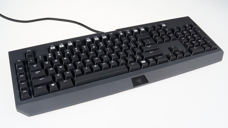 Razer Black Widow Ultimate (2014) - Mechanische Tastatur mit selbstentwickelten mechanischen ...
