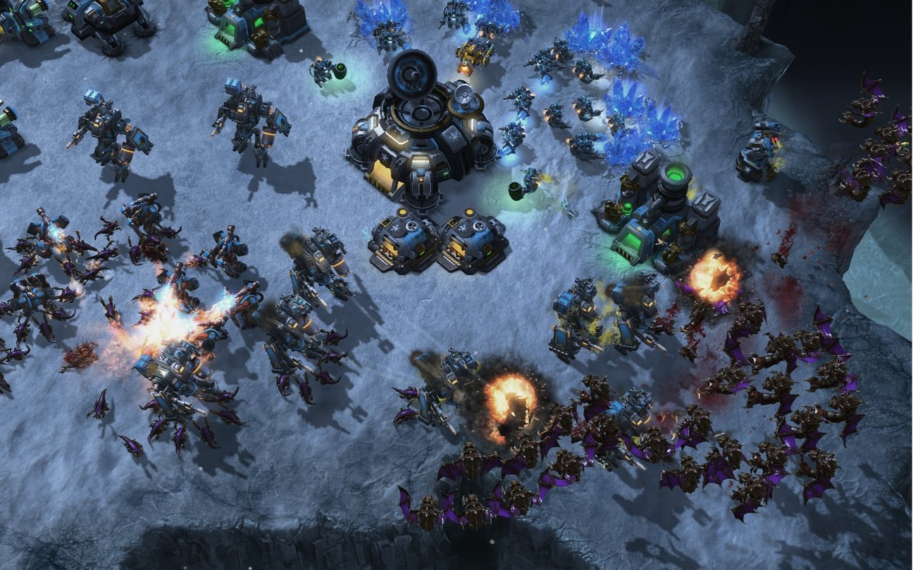 how to play starcraft 2 online multiplayer