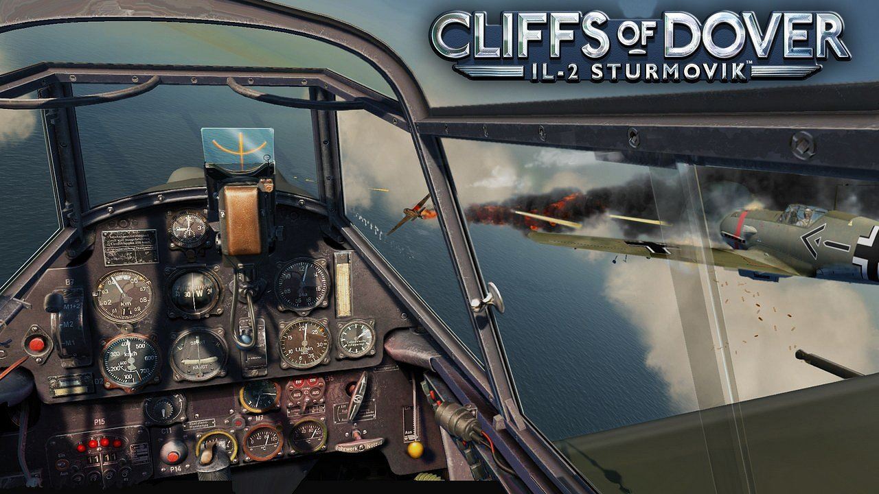 Wallpaper zu IL-2 Sturmovik: Cliffs of Dover herunterladen