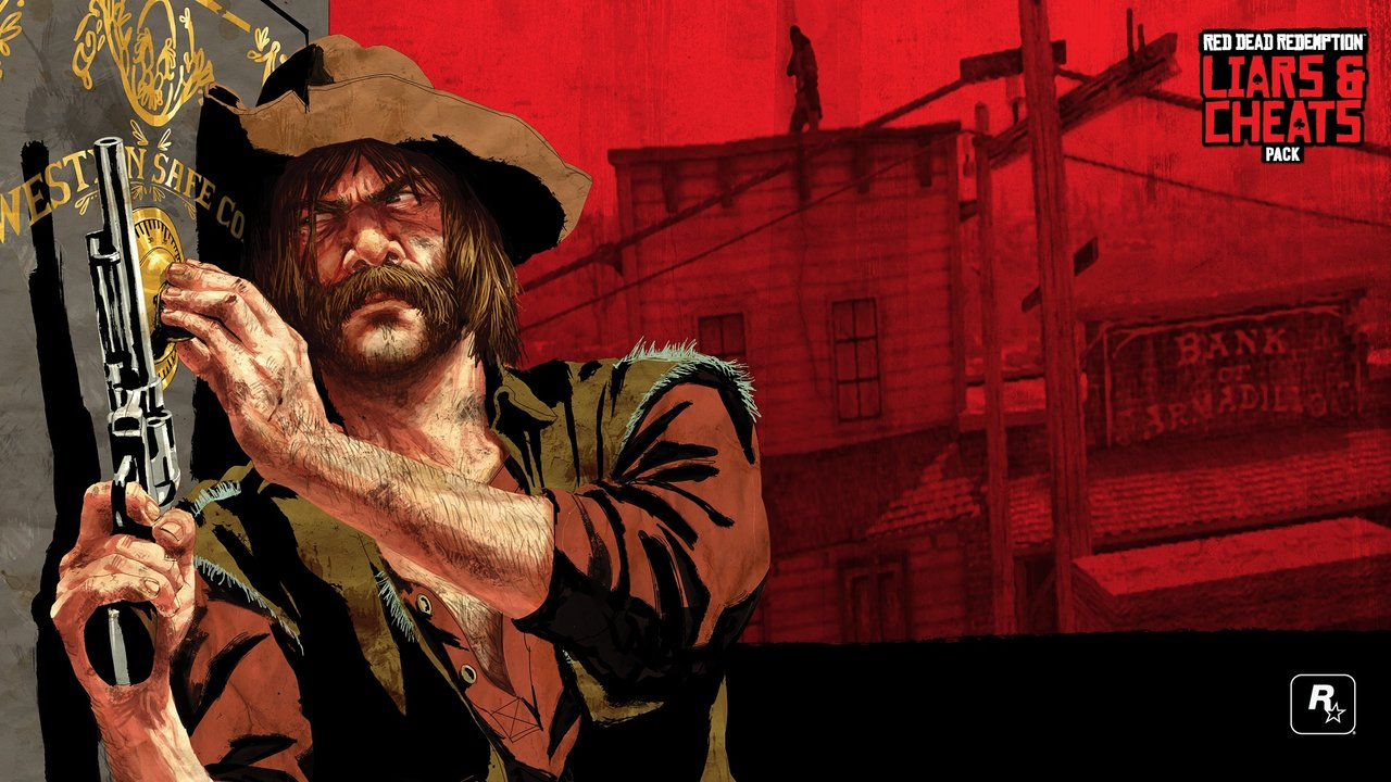 Wallpaper zu Red Dead Redemption herunterladen