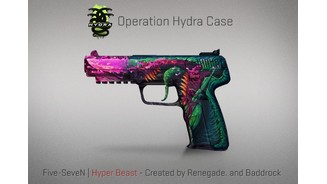 Alle Skins des Operation Hydra Case