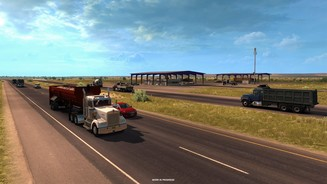 American Truck Simulator: New Mexico-DLC - Screenshots