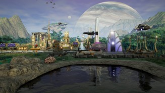 Aven Colony - Artwork - Karte - Vanaar