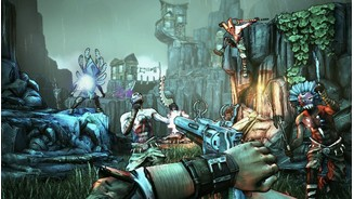 Borderlands 2 - Hammerlock-DLC