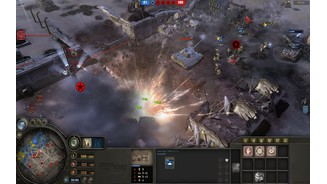 <b>Company of Heroes Online</b><br/>Die Screenshots stammen aus der Open Beta des Free2Play-Spiels.