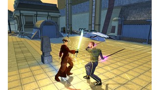 Knights of the Old Republic 2 - Screenshots der Steam-Version
