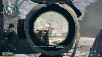 <b>Medal of Honor</b><br/>Screenshots aus dem Multiplayer-Modus »Hot Zone«, der als Bezahl-Download (DLC) angeboten wird.