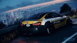 <b>Need for Speed</b><br>Screenshots aus dem Showcase-Update des Rennspiels