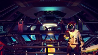No Man's Sky - Screenshots aus dem Update 1.1 »Foundation«