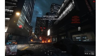Screenshots von Siege of Shanghai - Nacht