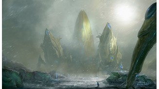 StarCraft 2: Heart of the Swarm - Artworks