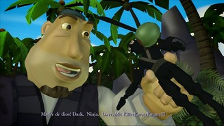 <b>Tales of Monkey Island</b><br/>Screenshots aus der deutschen Testversion von Tales of Monkey Island: Staffel 1.
