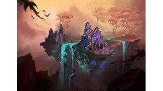 World of Warcraft: Warlords of Draenor - Artworks