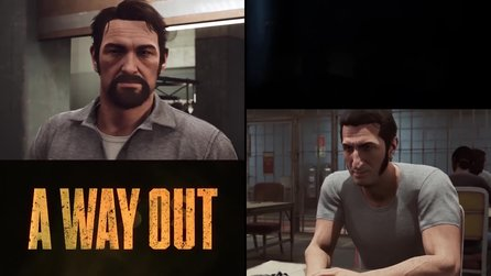 A Way Out - Launch-Trailer zeigt rasante Splitscreen-Action