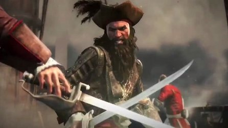 Assassin's Creed 4: Black Flag - Ingame-Trailer: Der Piraten-Raubzug