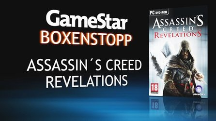 Assassin's Creed: Revelations - Boxenstopp-Video: Collector/Animus-Edition & Online-Aktivierung
