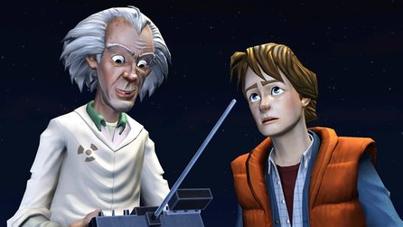 Back to the Future: The Game - Komplette Adventure-Staffel für nur zehn Euro
