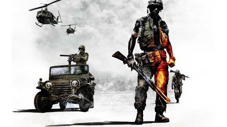 Battlefield: Bad Company 2 - Vietnam - Erstes Games-Wallpaper zum BFBC2-DLC