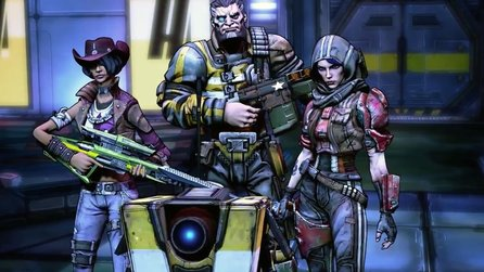 Borderlands: The Pre-Sequel - DLC-Trailer: Claptastic Voyage im Ultimate Vault Hunter Upgrade 2