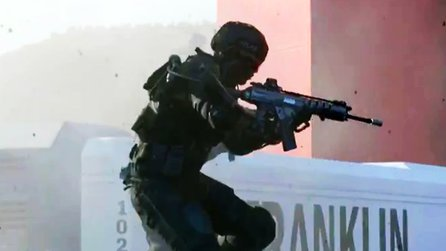 Call of Duty: Advanced Warfare - Trailer zu futuristischer Technologie im Spiel