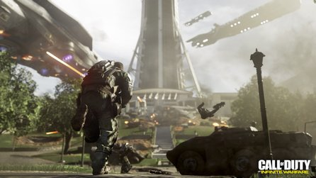 Call of Duty: Infinite Warfare - Video: 12 Minuten Gameplay. So beginnt die Kampagne