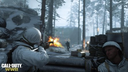 Call of Duty: WW2 - PC-Beta kommt definitiv noch
