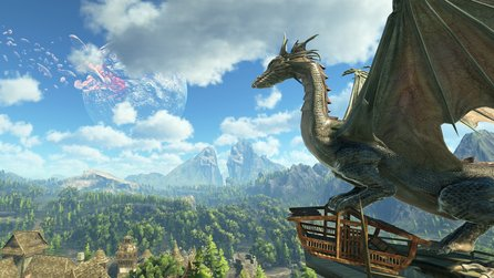 Dark and Light im Test - Das Drachen-Ark im Early-Access-Test