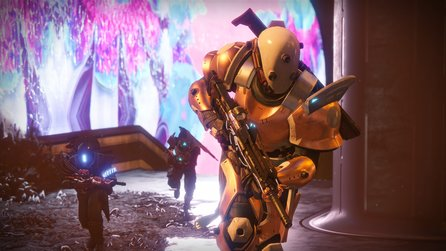 Destiny 2: Curse of Osiris - Details zu neuen Waffen, Quests & Events im DLC