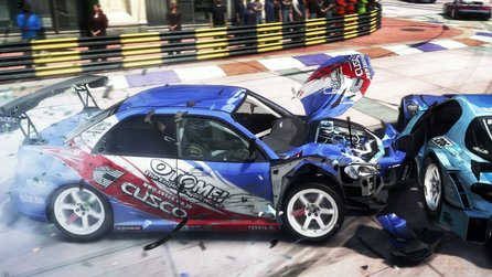 GRID: Autosport - Schadensmodell im Video-Check