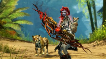Guild Wars 2: Heart of Thorns - Addon nur kurz zum Sparpreis