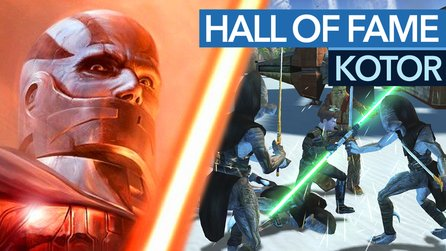 Hall of Fame: Knights of the Old Republic - Das beste Star-Wars-Spiel