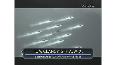 Tom Clancy's H.A.W.X. - Kurzclip: Beispielmission Operation Ulysses
