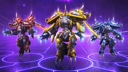 Heroes of the Storm - Mecha-Tassadar im Trailer
