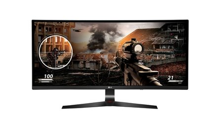 Amazon Cyber-Monday-Woche am 20. November - 34 Zoll Curved-Monitor von LG, AVM Fritzbox 6490 Cable