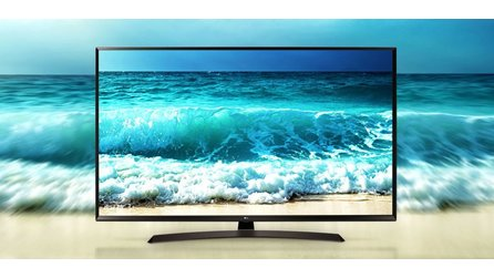 LG 55 Zoll UHD-TV + UHD Blu-ray-Player nur 555€ - Angebote bei notebooksbilliger.de