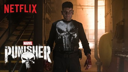 Marvel's The Punisher - Brutaler Trailer mit Jon Bernthal zur neuen Netflix-Serie