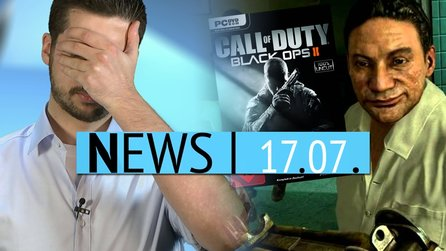 News - Donnerstag, 17. Juli 2014 - Ex-Diktator verklagt Call-of-Duty-Macher & Alien: Isolation Uncut