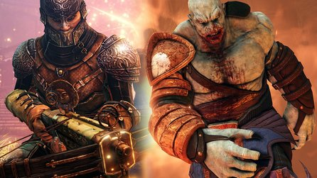 Nosgoth - Test-Video zum Legacy of Kain-Ableger