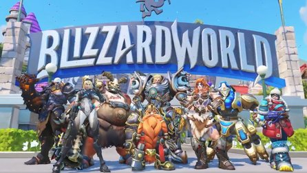 Overwatch - Neuer Patch live: Blizzard World, Skins, Emotes und Sprays sind da