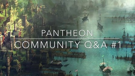 Pantheon: Rise of the Fallen - Entwickler-Q&A #1 zur Kickstarter-Kampagne