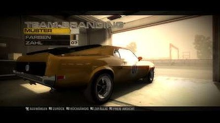 Race Driver: GRID - Test-Video: Das Spiel