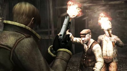Resident Evil 4 HD Project - Video zeigt die neue Beleuchtung
