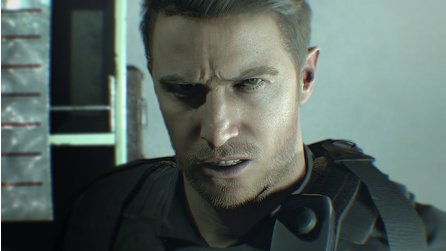 Resident Evil 7 - Chris Redfield ist der Held im DLC »Not A Hero«