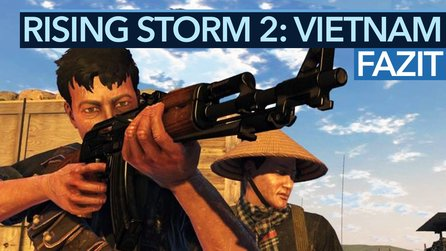 Rising Storm 2: Vietnam - Fazit-Video zum Hardcore-Shooter