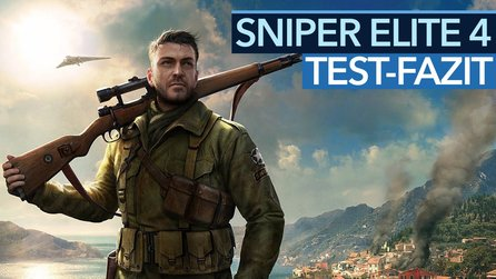 Sniper Elite 4 - Test-Fazit im Video mit Gameplay-Szenen