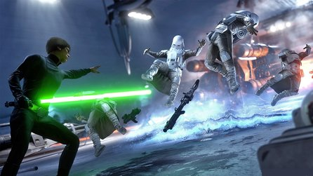 Star Wars: Battlefront - Schlacht von Hoth im Gameplay-Trailer