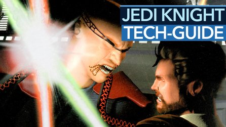 Star Wars: Jedi Knight - Video: Shooter-Klassiker in 1080p & mit mehr Details spielen