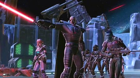 Star Wars: The Old Republic - Trailer zum Free2Play-Launch