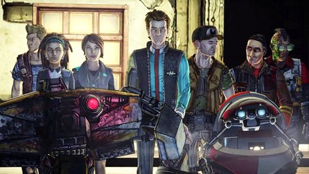 Tales from the Borderlands - Trailer: Das Finale in »The Vault of the Traveller«
