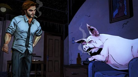 The Wolf Among Us - Test-Video zum Märchen-Noir-Adventure